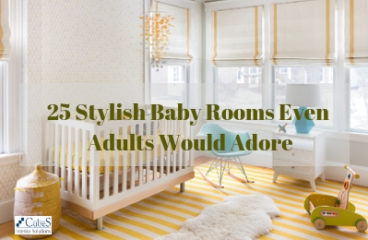 25 Stylish Baby Rooms Even Adults Would Adore