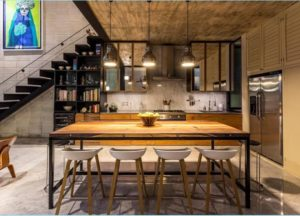 creative elements for kitchen